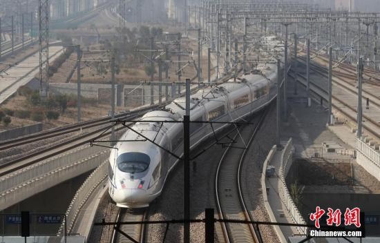 2017年1月5日起全国铁路实行新的列车运行图